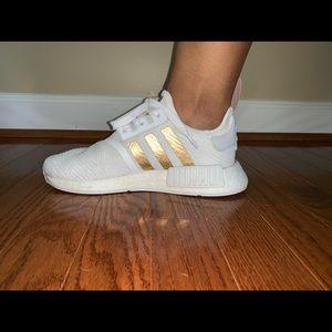 White NMD adidas